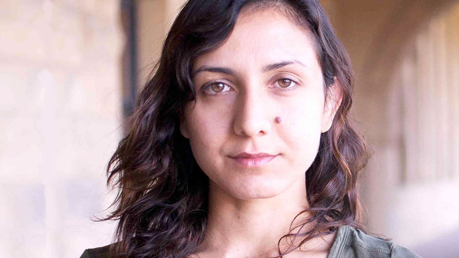 Headshot of Ottessa Moshfegh
