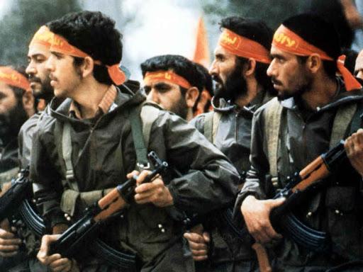Momahhad Farnoud's photo of Bassijis